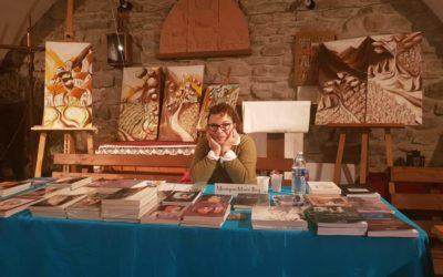 Salon du livre d'Olargues (34), Salon d'art, le 12 octobre 2019