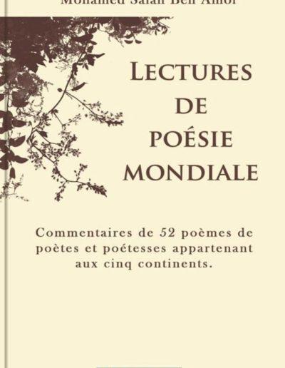 Lectures de poésie mondiale, Mohamed Salah Ben Amor