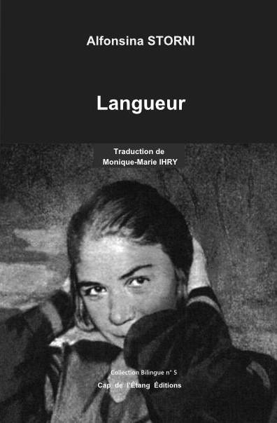 Ma sœur, poème d'Alfonsina Storni traduit en français par Monique-Marie Ihry