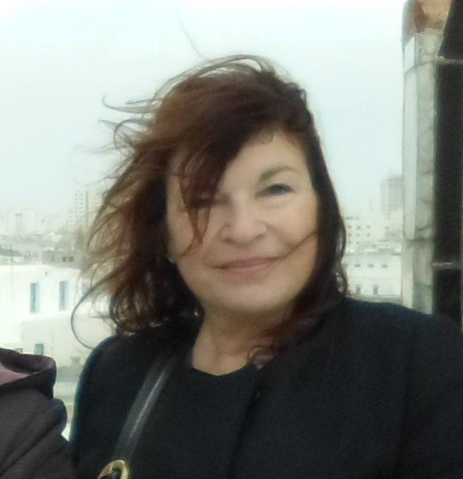 Biographie et bibliographie de Monique-Marie IHRY