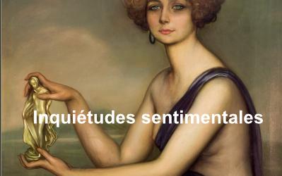 """"""" Inquiétudes sentimentales """" (1917), Prose poétique de Teresa Wilms Montt présentée et traduite en français par Monique-Marie Ihry"""